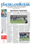 "Super Bericht zur ""Super Bowl-Party"" im Sauerlandkurier"
