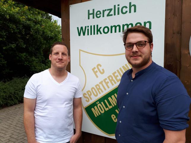 Trainer Duo für Mickemöll 2
