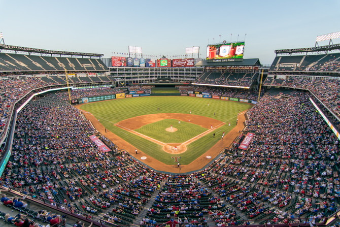 Poll: Rank the Major League Baseball Stadiums (2019)