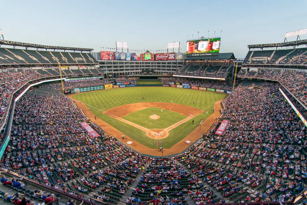 Poll: Rank the Major League Baseball Stadiums (2019)