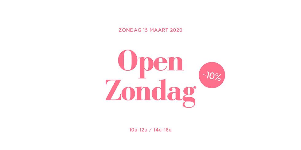 AFGELAST ! Open Zondag - Avelgem