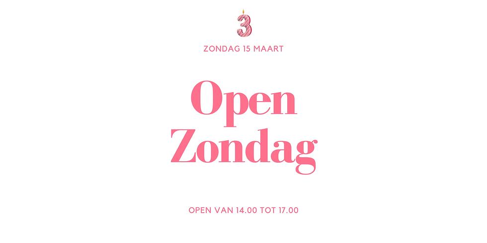 AFGELAST ! Open Zondag - Ronse