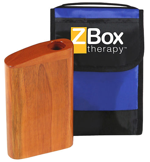 ZBox Therapy device for sleep apnea and snoring