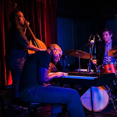 The Joshua White Trio