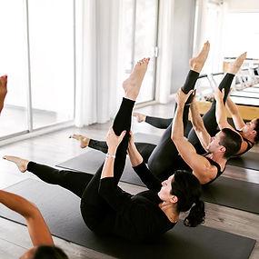 Pilates Class Newport Beach