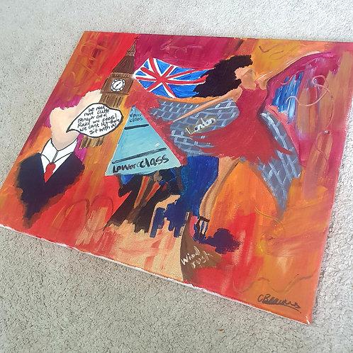 London Life 40 x 50 cm