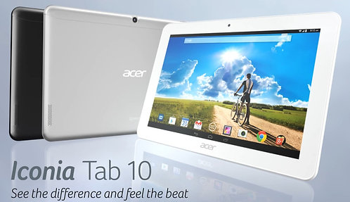 Tablette Acer Iconia Tab 10 10,1 pouces