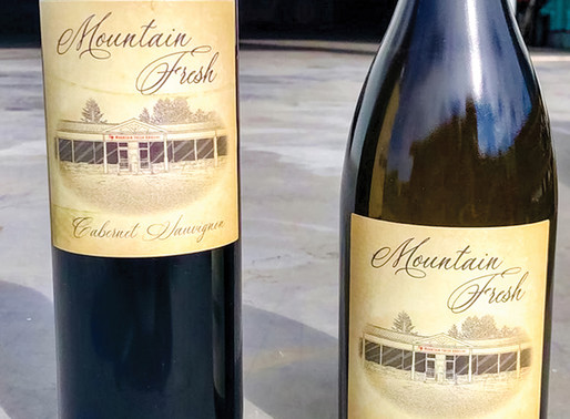 A Sweet Nod to French Wines