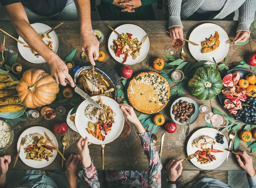 Thanksgiving to order