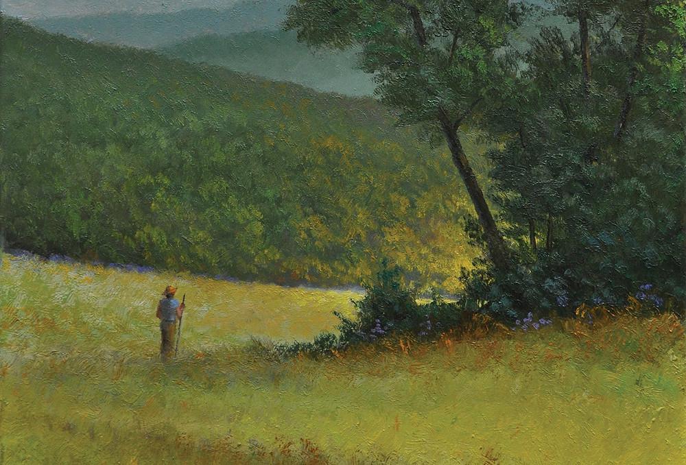 Meadow Walk by Jon Houglum