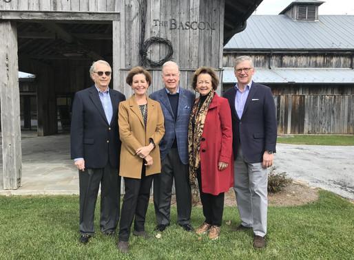 New Bascom Board Members Announced
