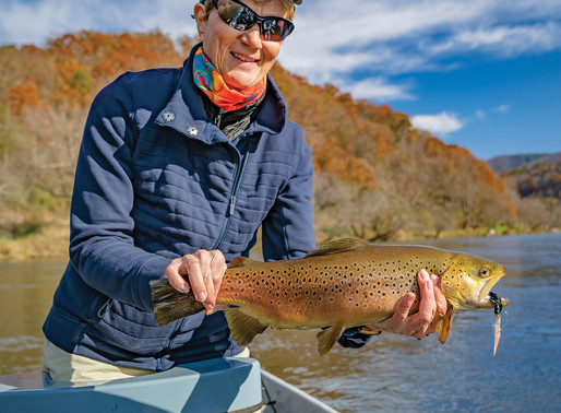 Get Hooked on Fall Fly Fishing