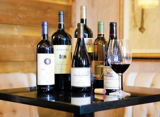 Wine  Dinners  Line UP