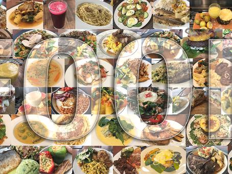 FOODS, DIETS & SELF DEVELOPMENT