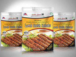 Sardar Foods, Reading.