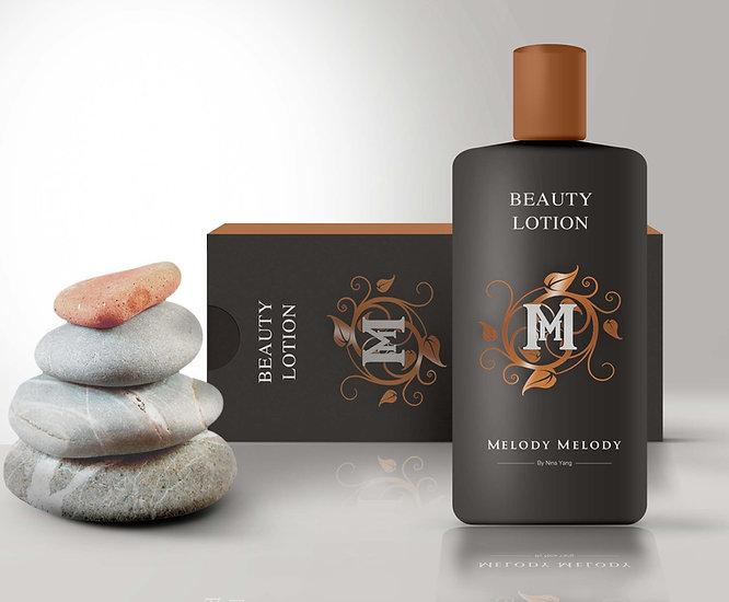 MELODY MELODY  Lotion-Bottle-Gold-Mockup