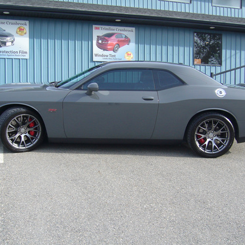 35% Medium Tint on Fronts. This can get you a ticket in BC.