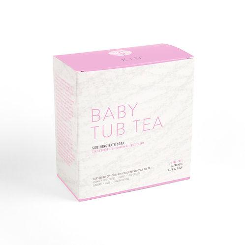 BABY TUB TEA