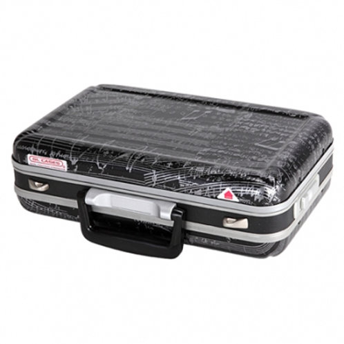 Clarinet Case - GL with Music Pattern