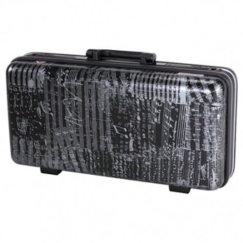 Curve Soprano Case - GL Case with Music Pattern
