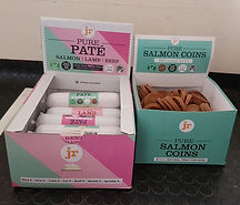 JR Pet Products Pate and Coins