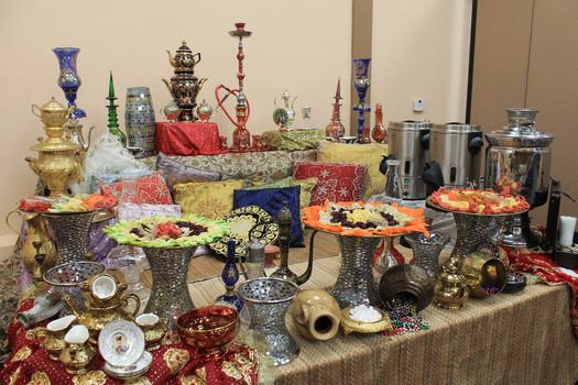 Tea Section - Samorvar