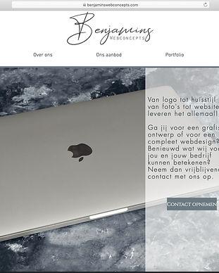 Benjamins Webconcepts Hollandscheveld.jp