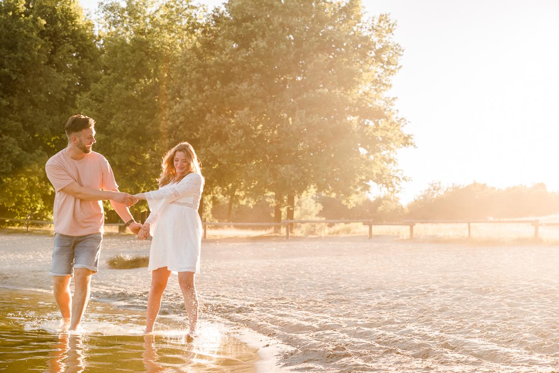 Jennifer Snippe Fotografie - romantische en spontane foto's in hollandscheveld
