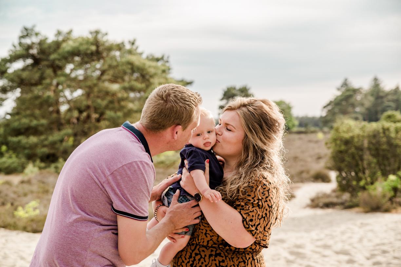 Jennifer Snippe Fotografie - familieshoot in echten