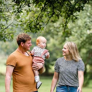 newborn - kinder - gezin fotoshoot in drenthe