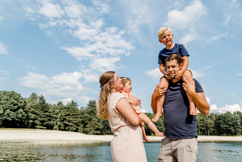 Jennifer Snippe Fotografie - gezinsshoot hoogeveen hollandscheveld