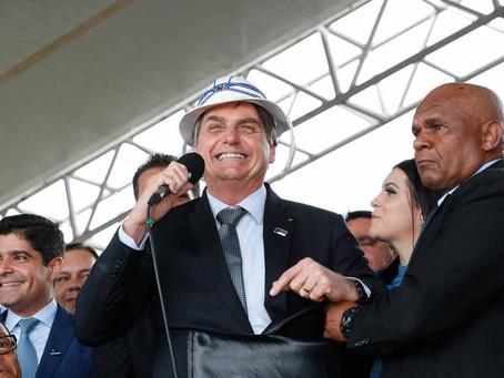 MERCADO NORDESTINO SERÁ ALVO DE GRANDES INVESTIMENTOS INTERNACIONAIS DIZ BOLSONARO!
