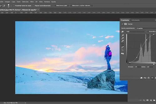 Photoshop para fotógrafos