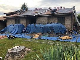 Baird Roof Repair Before