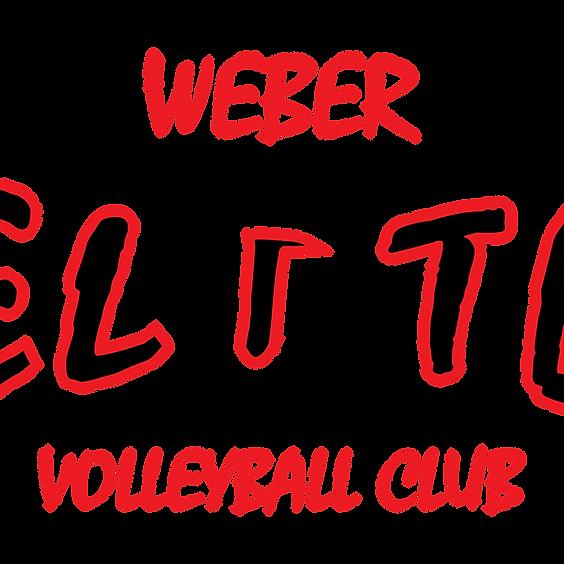 Weber Elite Summer Volleyball League