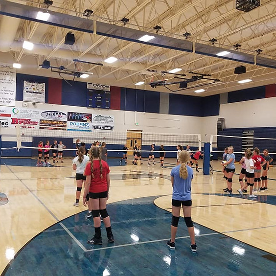 Spikers Volleyball Club Tryouts 14u