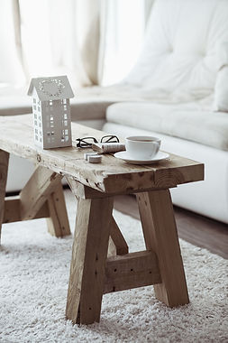 Bench Coffee Table