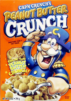Jani Leinonen - Cap'n Crunch's Peanut Butter Crunch