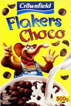 Jani Leinonen - Flakers Choco