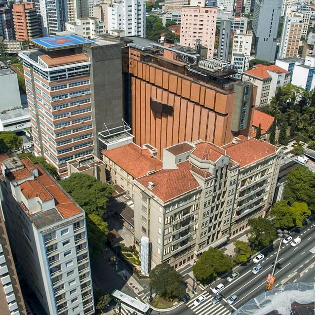 HOSPITAL GERAL NA AVENIDA PAULISTA   SP