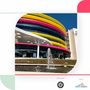 Você sabe o que faz do Hospital Oncopediátrico Erastinho um dos mais sustentáveis do mundo?