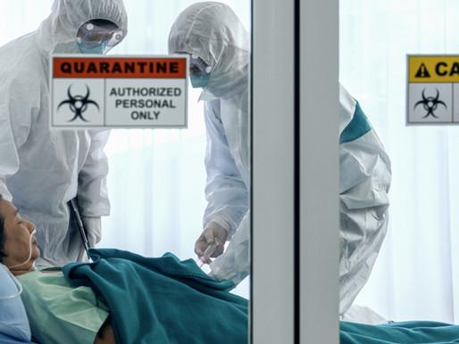 CORONAVÍRUS: ações drásticas recomendadas para evitar sobrecarga de cuidados críticos