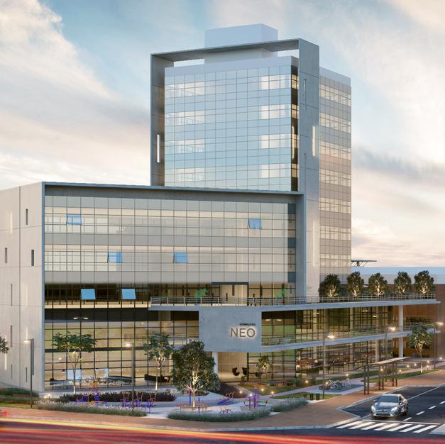 Hotel do Complexo NEO - Núcleo de Esporte e Ortopedia em Cursino   SP