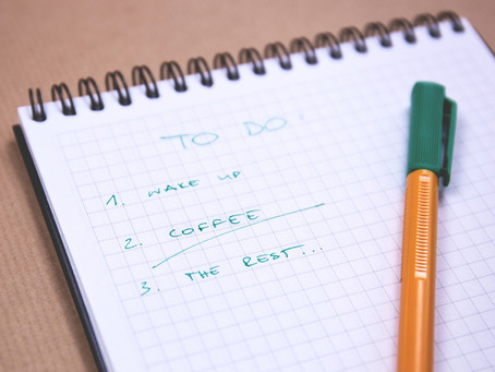 Much Ado about All the To-Dos