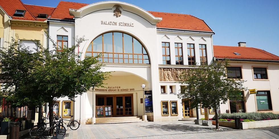 Görög táncest Keszthelyen a Balaton Színházban
