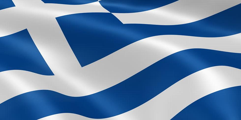 Görög Nemzeti Ünnep