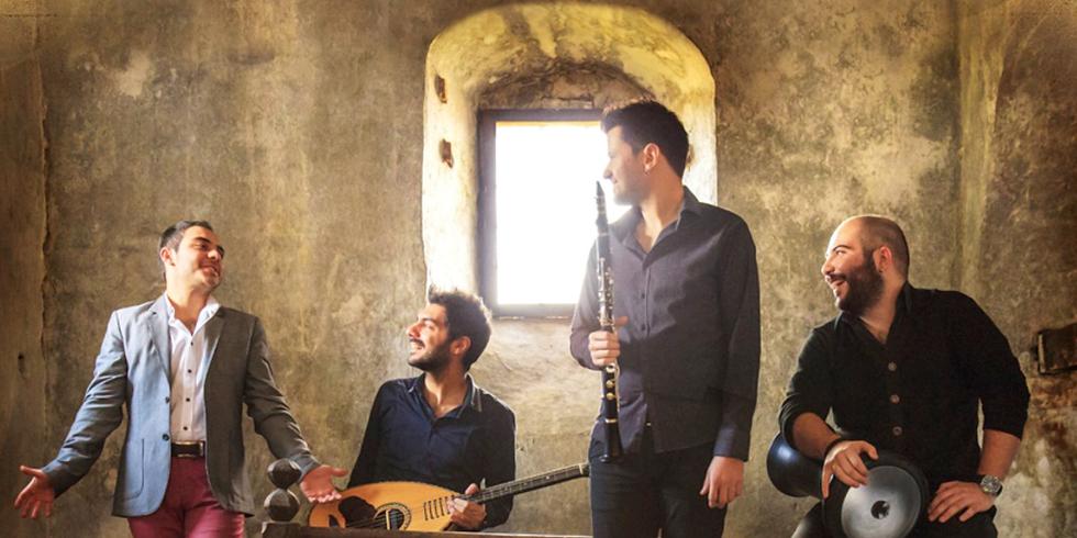 "Görög népzenei workshop a ""Giagkini"" zenekarral"