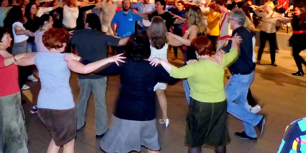 Mydros táncház a Ferencvárosban