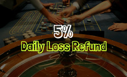 5% Daily Lost Refund