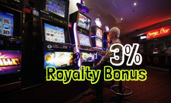 3% Royalty Bonus